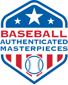 baseball authenticated masterpieces